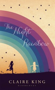 The Night Rainbow. Hardback jacket