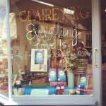 Little Ripon Bookshop Window