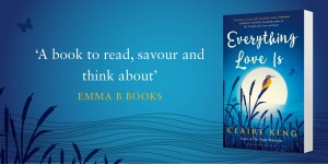 Everything Love Is - EmmaBBooks