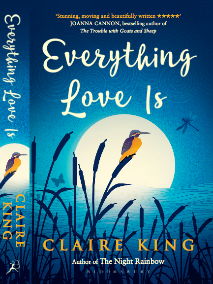 Everything Love Is Paperback UK